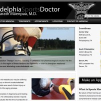 Philadelphia Sports Doctor